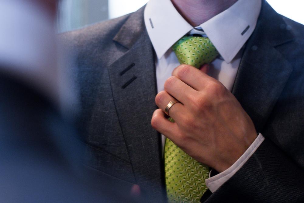 Ну как же на работу без галстука