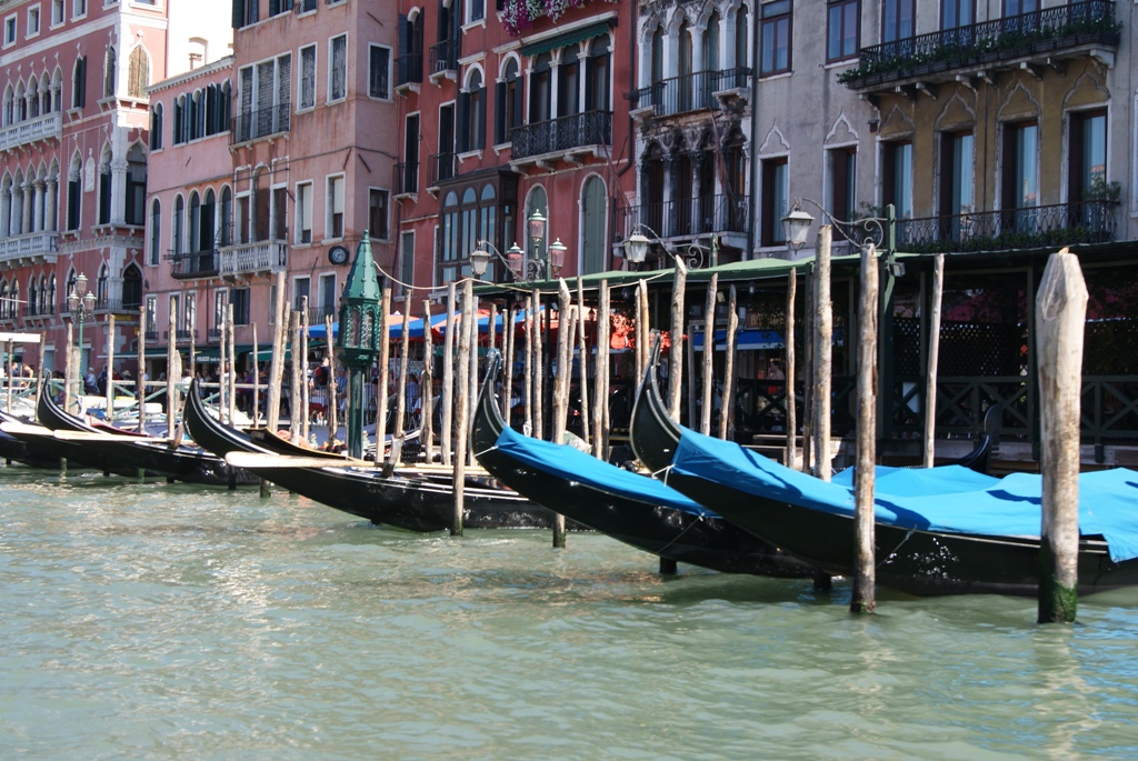 Мы в Венеции
