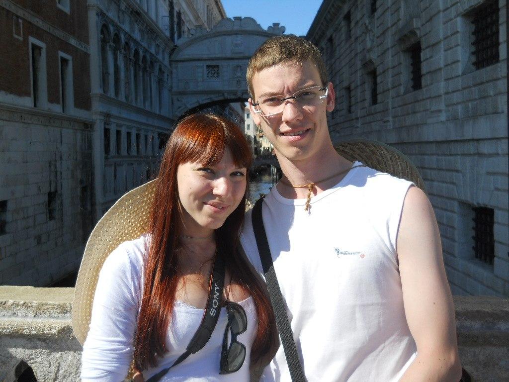 Мы в Италии