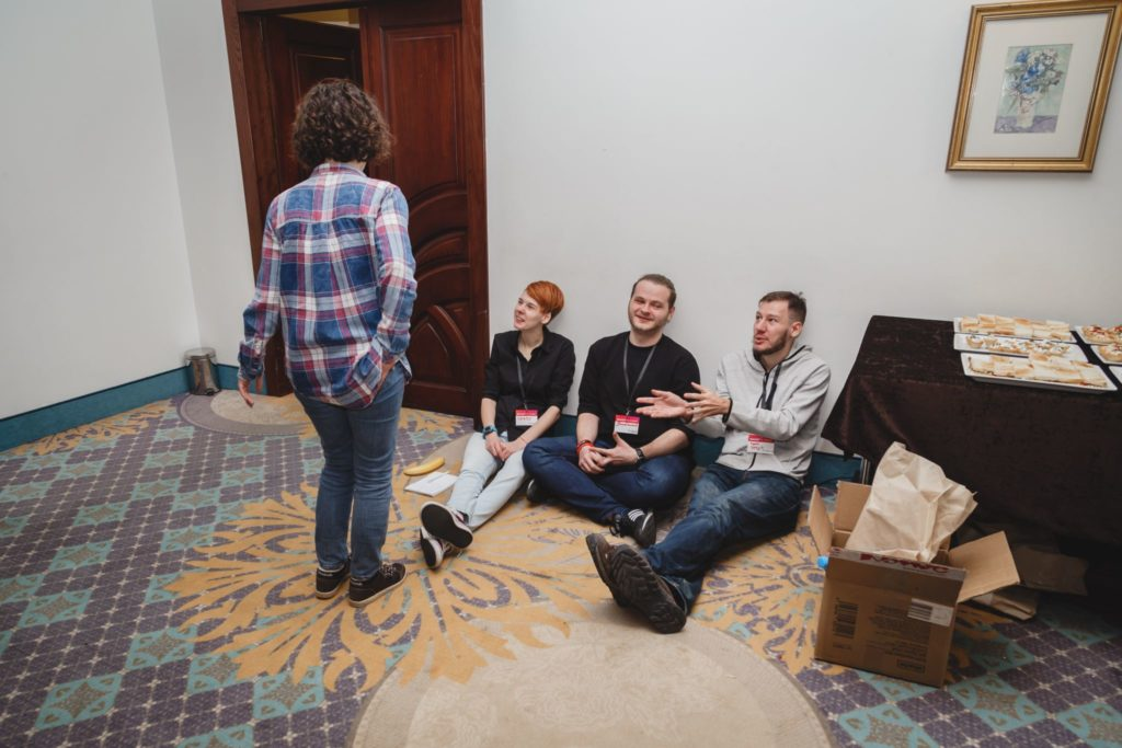 СмартКонфа 2019 - Шакин, Алексеич, Трудов, Спрут и другие звезды
